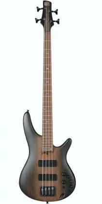 Ibanez SR500E-SBD 4 String RH Bass Guitar - Surreal Black Dual Fade Product Image 2