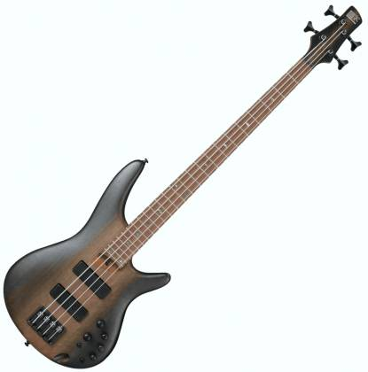 Ibanez SR500E-SBD 4 String RH Bass Guitar - Surreal Black Dual Fade Product Image 4