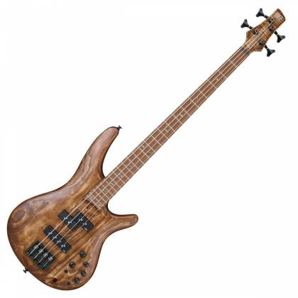 Ibanez SR650E-ABS 4 String RH Bass Guitar - Antique Brown Stain Product Image 4
