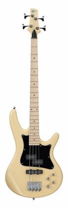 Ibanez SRMD200K-VWH Mezzo 4 String RH Bass Guitar - Vintage White Product Image 2