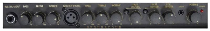 Ibanez T30II Troubadour 30 Watt Acoustic Guitar Amplifier Product Image 3
