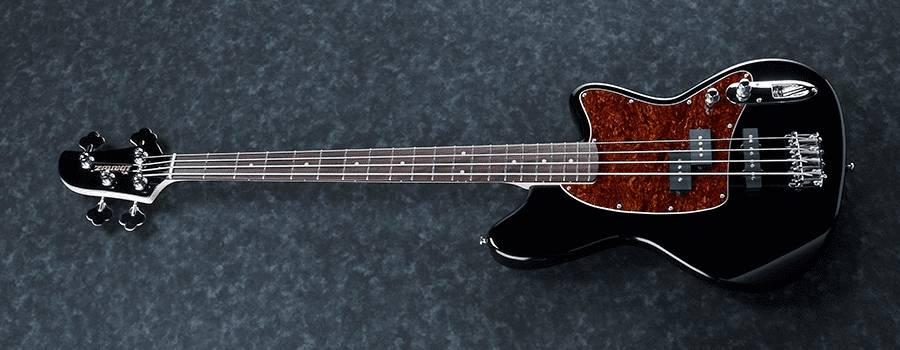 Ibanez TMB100-BK Talman Bass Standard Series 4 String RH Electric Bass - Black Product Image 9