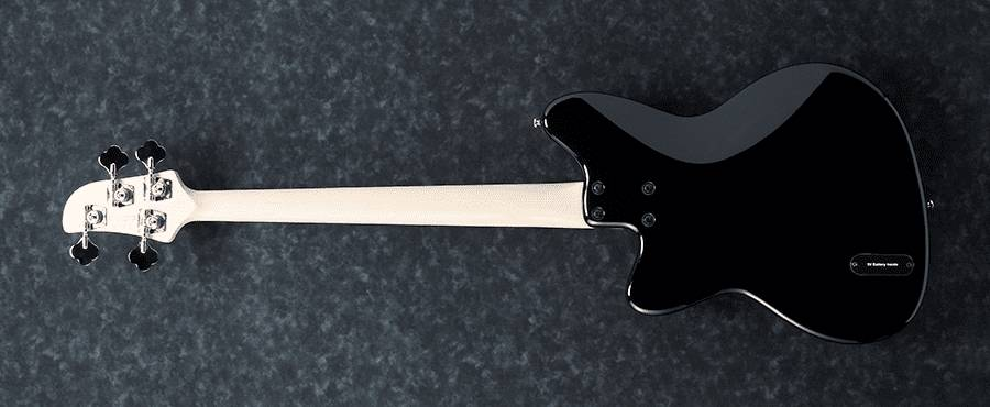 Ibanez TMB100-BK Talman Bass Standard Series 4 String RH Electric Bass - Black Product Image 10
