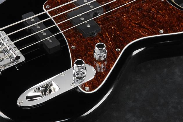 Ibanez TMB100-BK Talman Bass Standard Series 4 String RH Electric Bass - Black Product Image 6