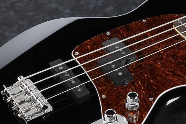 Ibanez TMB100-BK Talman Bass Standard Series 4 String RH Electric Bass - Black Product Image 7