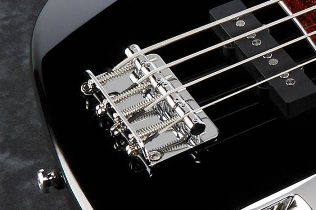 Ibanez TMB100-BK Talman Bass Standard Series 4 String RH Electric Bass - Black Product Image 8