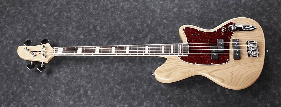 Ibanez TMB600NT 4 String RH Electric Bass - Natural Product Image 5