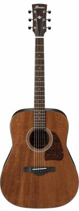 Ibanez AW54-OPN Artwood Series 6 String RH Acoustic Guitar-Open Pore Natural Product Image 10