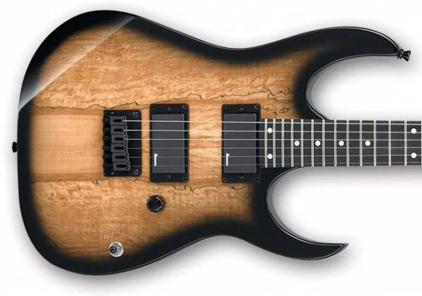 Ibanez GRG121EXSM-NGT-d Gio Series 6 String RH Electric Guitar in Natural Gray Burst (discontinued clearance)  (Prior Year Model) Product Image 3