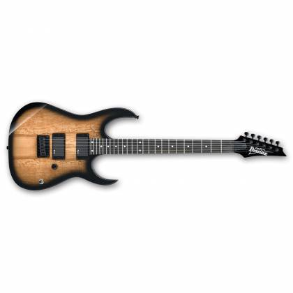 Ibanez GRG121EXSM-NGT-d Gio Series 6 String RH Electric Guitar in Natural Gray Burst (discontinued clearance)  (Prior Year Model) Product Image 2