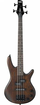 Ibanez GSRM20B-WNF GIO Mikro 4 String RH Electric Bass-Walnut Flat Product Image 7