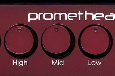Ibanez P300H Promethean 300W Bass Amp Head Product Image 4