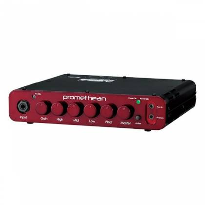 Ibanez P300H Promethean 300W Bass Amp Head Product Image 2