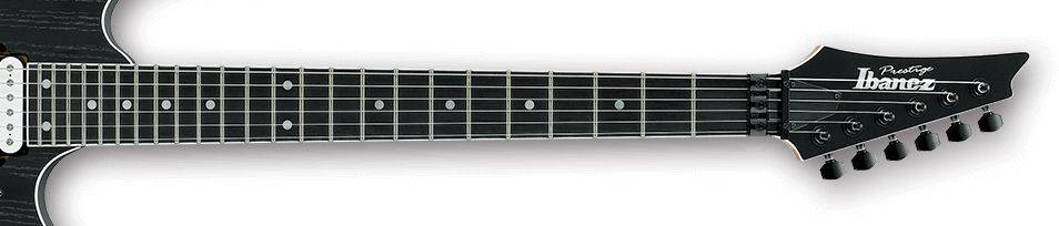 Ibanez RGR652AHB-WK RG Series Prestige Series 6 String RH Electric Guitar in Weathered Black (discontinued clearance) Product Image 12