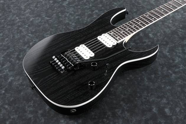 ibanez rgr652ahb wk rg series prestige series 6 string rh electric guitar in weathered black. Black Bedroom Furniture Sets. Home Design Ideas