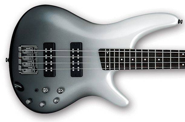 Ibanez SR300E-PFM-d SR Series 4 String Electric Bass in Pearl Black Fade Metallic (discontinued clearance)  (Prior Year Model) Product Image 3