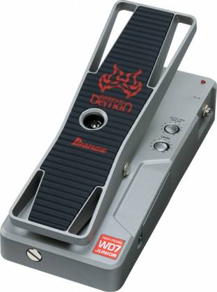 Ibanez WD7JR-d Weeping Demon Junior Wah Pedal (discontinued clearance) Product Image 2