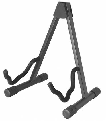 On Stage Stands GS7362B-BOXED Standard Single A-Frame Guitar Stand Product Image 2