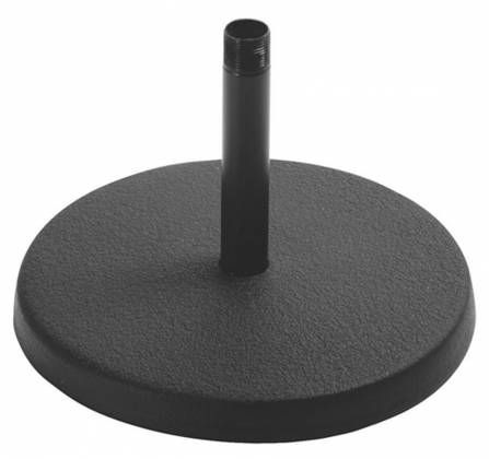 On Stage Stands DS7100B Basic Fixed-Height Desktop Stand, Black Product Image 2
