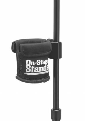 On Stage Stands MSA5050 Clamp-On Drink Holder Product Image 2