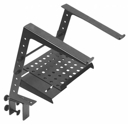On Stage Stands LPT6000 Multi-Purpose Laptop Stand with 2nd Tier Product Image 2