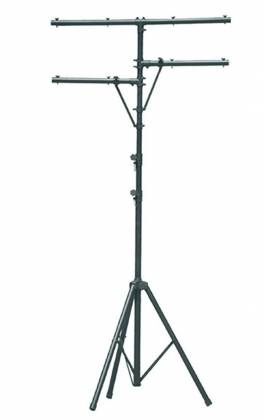 On Stage Stands LS7720BLT Lighting Stand w/ Side Bars Product Image 2