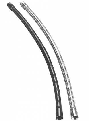 """On Stage Stands MSA9030-19C 19"""" Gooseneck, Chrome Product Image 2"""