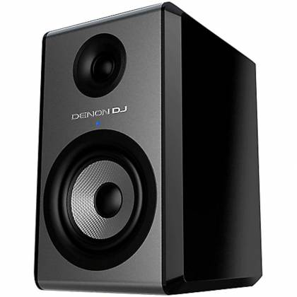 Denon DJ SM50 90W Active Reference Monitor with Free isolation pad (discontinued clearance) Product Image 2