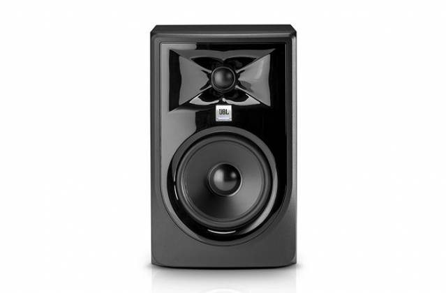 "JBL 305P MKII Powered 5"" Two-Way Studio Monitor Product Image 3"