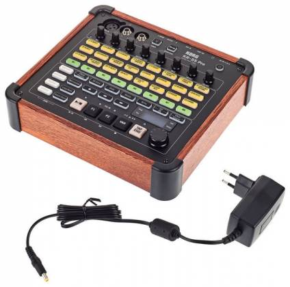 Korg DJ KR55-Pro  Drum Machine with mixing and recording Product Image 12