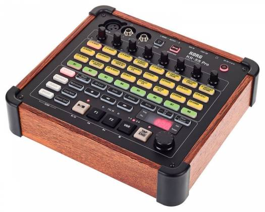 Korg DJ KR55-Pro  Drum Machine with mixing and recording Product Image 4