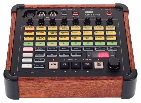 Korg DJ KR55-Pro  Drum Machine with mixing and recording Product Image 5