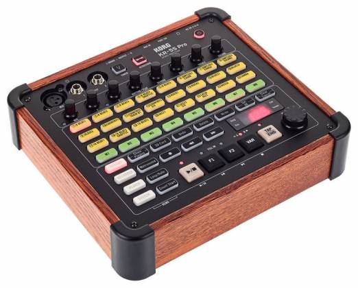Korg DJ KR55-Pro  Drum Machine with mixing and recording Product Image 6