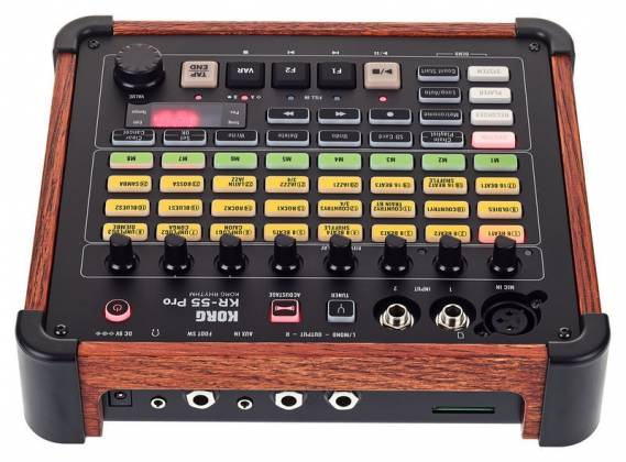 Korg DJ KR55-Pro  Drum Machine with mixing and recording Product Image 7