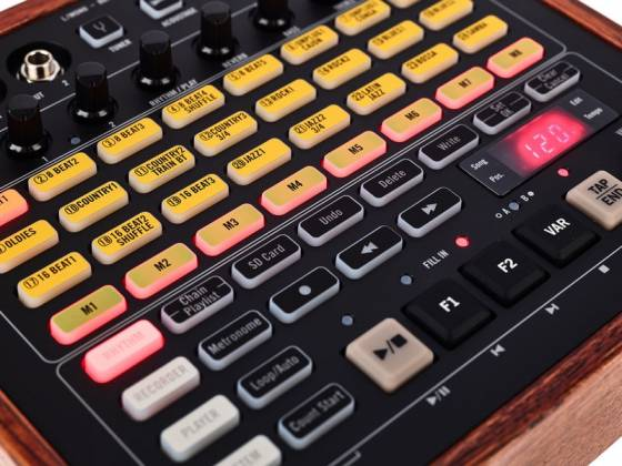 Korg DJ KR55-Pro  Drum Machine with mixing and recording Product Image 10