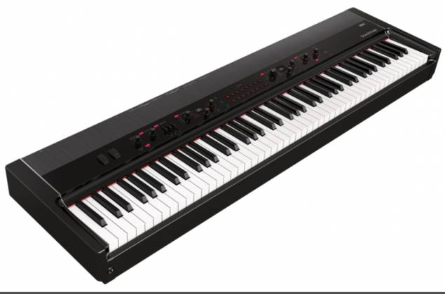 Korg Keyboards GS188 Grandstage Professional Stage Piano-Black  Product Image 4