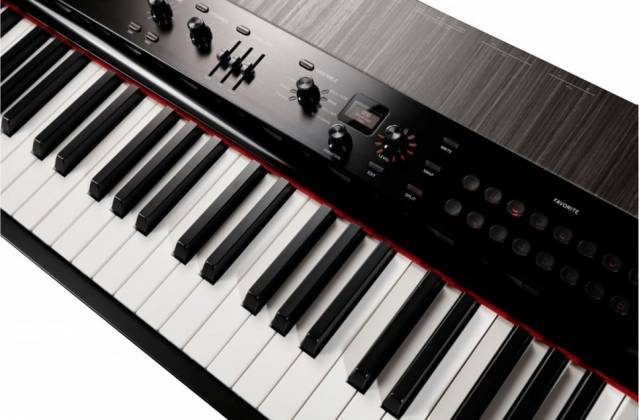 Korg Keyboards GS188 Grandstage Professional Stage Piano-Black  Product Image 5