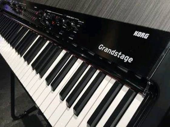 Korg Keyboards GS188 Grandstage Professional Stage Piano-Black  Product Image 7