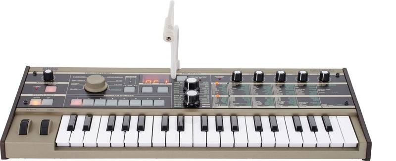 Korg Keyboards MICROKORG Synthesizer with Vocoder