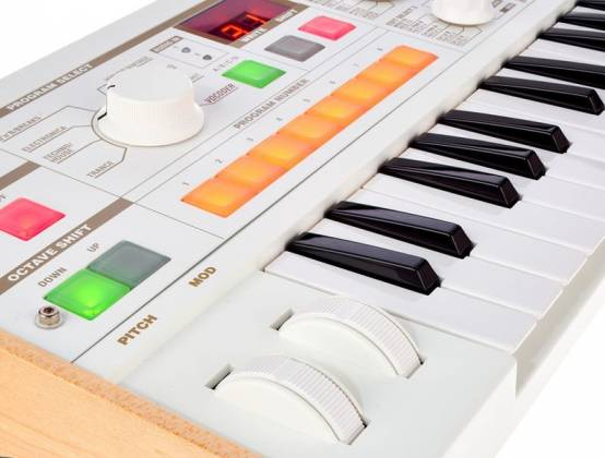Korg Keyboards MICROKORG S Synthesizer and Vocoder with Built-in Speakers