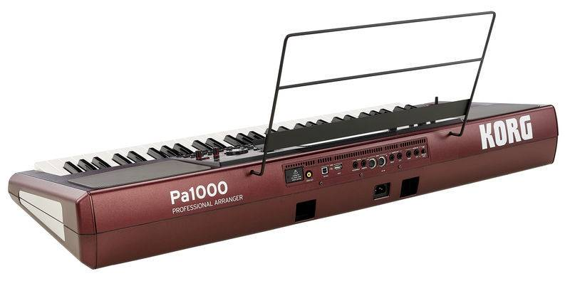Korg Keyboards PA1000 61-key Professional Arranger