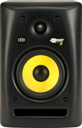 KRK RP5-G3 Rokit 5-inch Two-Way Active Powered Studio Monitor Product Image 6