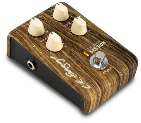 L. R. Baggs LR-ALIGN-SESS Acoustic Saturation/Compressor/EQ Guitar Effects Pedal Product Image 4