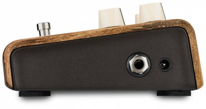 L. R. Baggs LR-ALIGN-SESS Acoustic Saturation/Compressor/EQ Guitar Effects Pedal Product Image 8