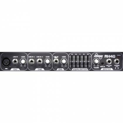 Laney AH40 3 Channel 40 Watts Multi Instrument Amplifier Product Image 4