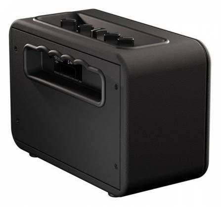Laney MINI-ST-IRON Ironheart Battery Powered Stereo Guitar Amplifier Combo with tonebridge LSI Product Image 6
