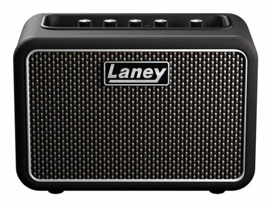 Laney MINI-ST-SUPERG Supergroup Battery Powered Stereo Guitar Amplifier Combo with tonebridge LSI Product Image 2