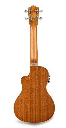 Lanikai MA-CEC Electric Acoustic Cutaway Concert Ukulele in Mahogany Product Image 3