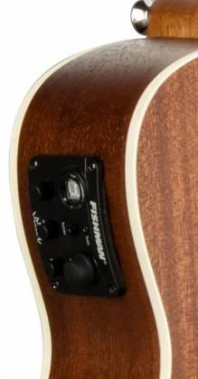Lanikai MA-CEC Electric Acoustic Cutaway Concert Ukulele in Mahogany Product Image 5