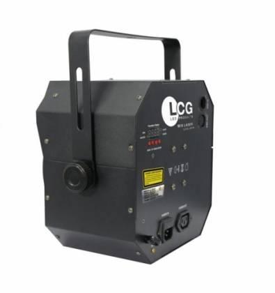 LC Group MIXLASER II V2 Led Strobe Laser Product Image 4